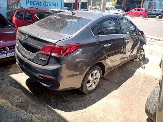 Hyundai Hb 20s 1.6 2016 2017 Para Retirda de Peças - Foto 6