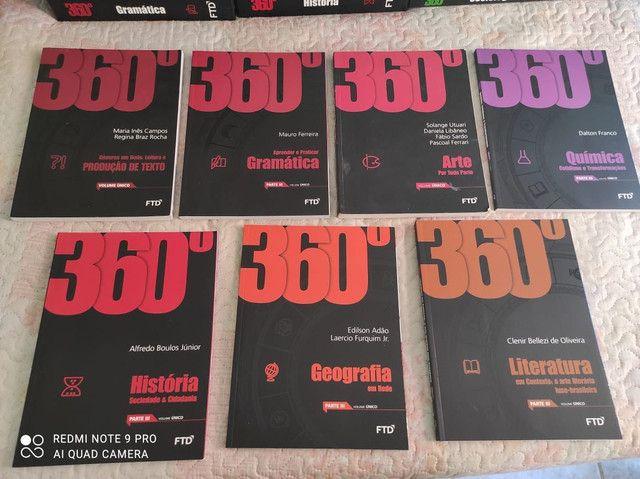 Coleção de Livros 360 FTD, do 1° ao 3° ano do ensino médio  - Foto 3