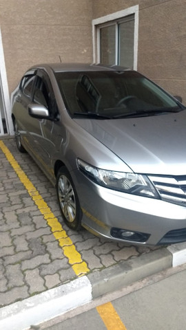 Honda City Sedã LX 1.5 Flex 16v 4p - Foto 3
