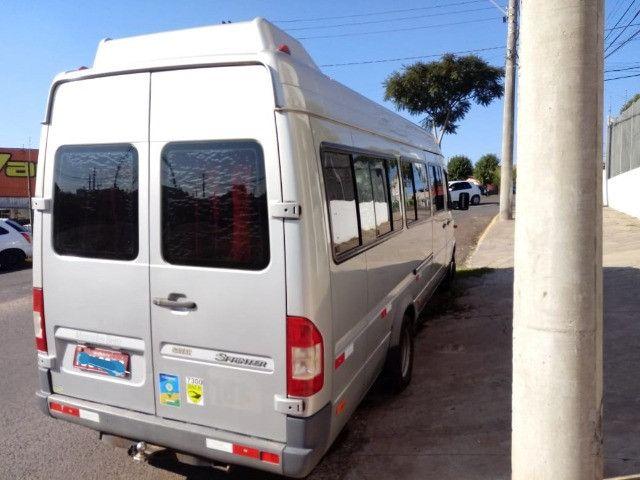 Microônibus I/M Benz Sprt Si Tnei Lu Diesel 2012 Completo - Foto 4
