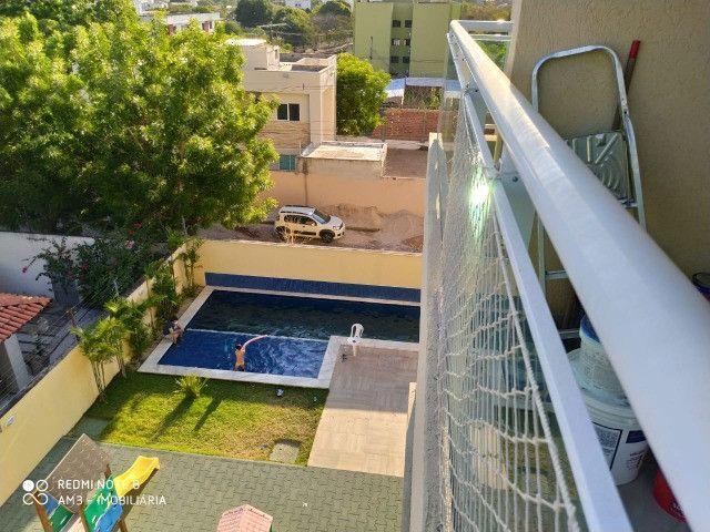 Apartamento no Edifício Paço de Santa Teresa, 97 m² , 03 quartos, armários, financiável! - Foto 2