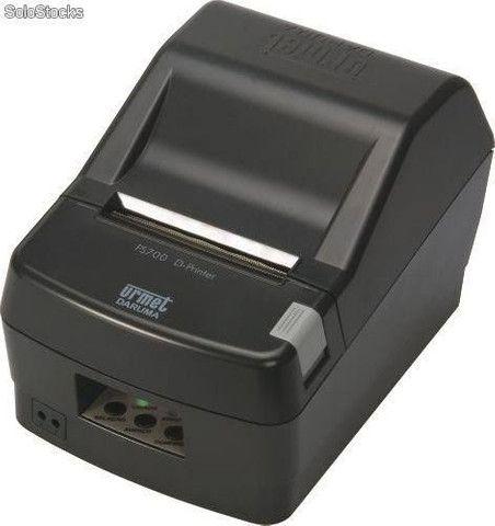 Impressora e leitor cód