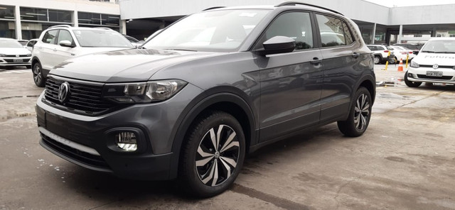 T Cross 200 TSI Aut - Exclusivo PCD - Foto 3