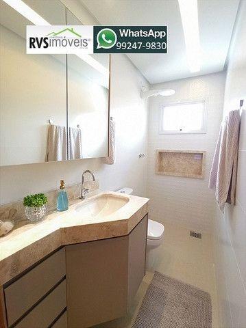 Casa em condomínio fechado 3 quartos sendo 3 suítes plenas no Sítio Santa Luzia - Foto 16