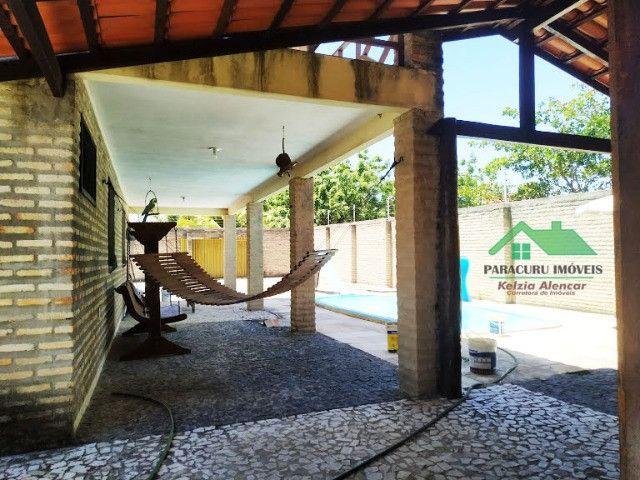 Agradável casa com piscina nas Carlotas em Paracuru - Foto 4