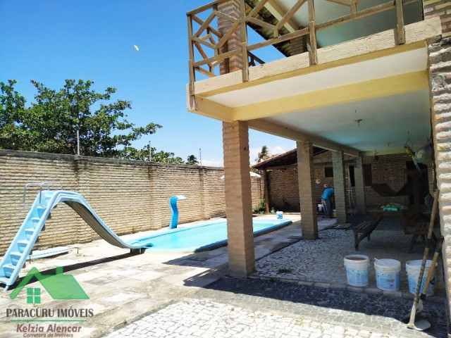 Agradável casa com piscina nas Carlotas em Paracuru - Foto 3