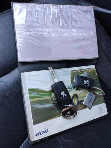 Peugeot 408 Feline 2.0 Flex Aut. Imperdível Financia 100% - Foto 18