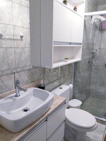 Apartamento à venda com 1 dormitórios em Cristo redentor, Porto alegre cod:HT517 - Foto 10