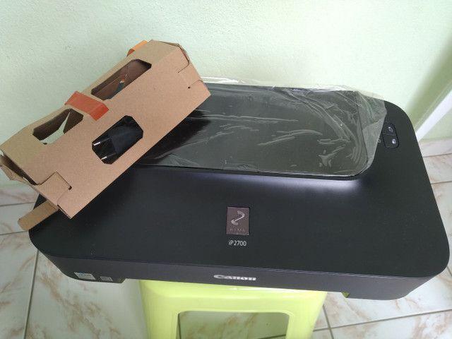 Impressora de fotos Canon Pixma. - Foto 2
