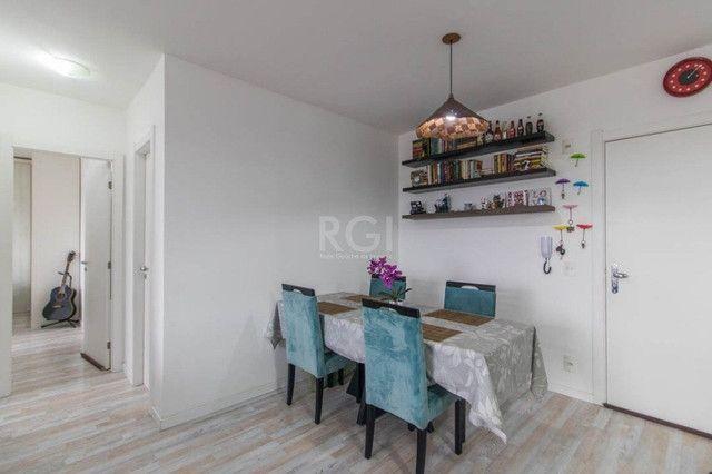 Apartamento à venda com 2 dormitórios em São sebastião, Porto alegre cod:EL56356639 - Foto 2