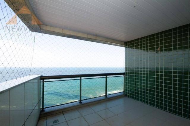 Apartamento com 4 quartos para alugar, 201 m² por R$ 9.499/mês - Boa Viagem - Recife - Foto 2