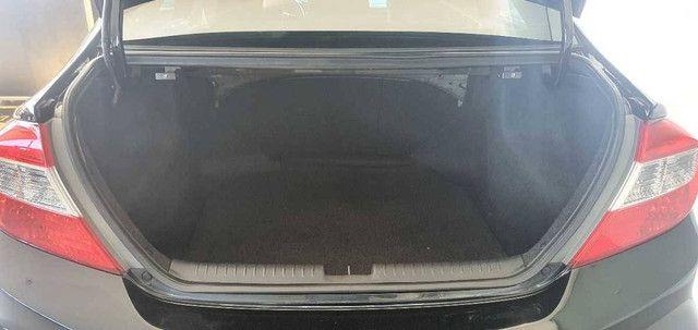 CIVIC 2012/2012 1.8 LXS 16V FLEX 4P AUTOMÁTICO - Foto 8