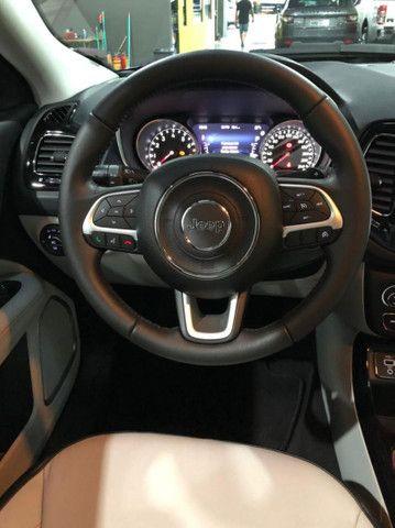 Jeep compass limited top linha nova  - Foto 8