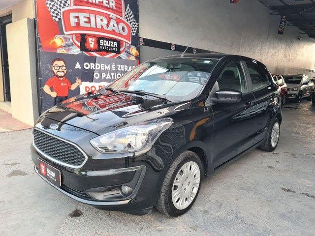 Ford Ka SE 1.0 Flex 20/20 - Hiper Saldão Souza Veículo