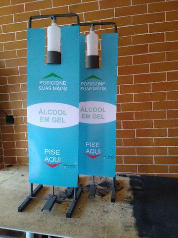 Totem Álcool em Gel - Foto 2