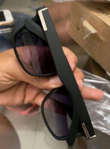 Óculos de Sol Masculino Quadrado Estiloso - Foto 3