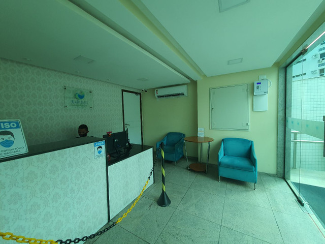 apartamento 2 quartos (EDF. BEACH CLASS CONSELHEIRO) maravilhosa  localização Boa Viagem - Foto 4