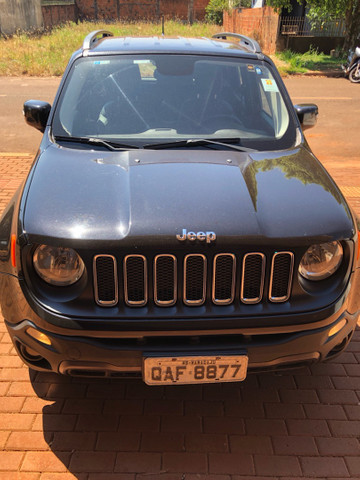 Jeep Renegade Longitude 2.0 Turbo Diesel