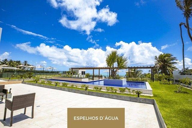 Edf Gran Marine, beira mar de Guaxuma: 114 m², 3/4, varanda gourmet - Foto 4