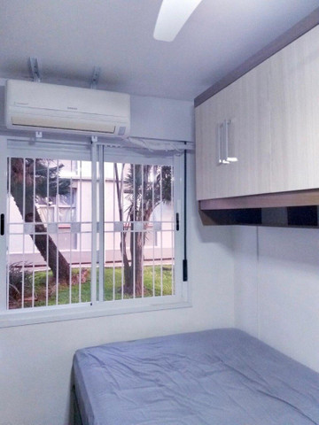 Apartamento à venda com 1 dormitórios em Cristo redentor, Porto alegre cod:HT517 - Foto 7
