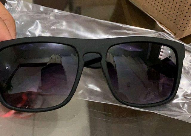 Óculos de Sol Masculino Quadrado Estiloso