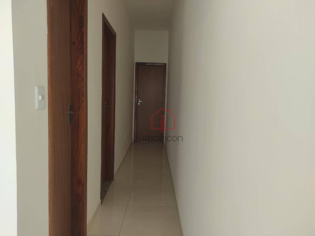 Casa com 3 dormitórios para alugar, 73 m² por R$ 750,00/mês - Lot. Cidade Serrinha - Vitór - Foto 6