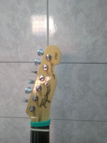 Vendo guitarra Tagima Telecaster T -850 - Foto 3