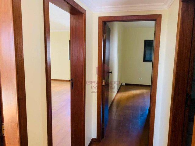 Apartamento com 3 dormitórios para alugar, 128 m² por R$ 1.300,00/mês - Zona 01 - Maringá/ - Foto 18