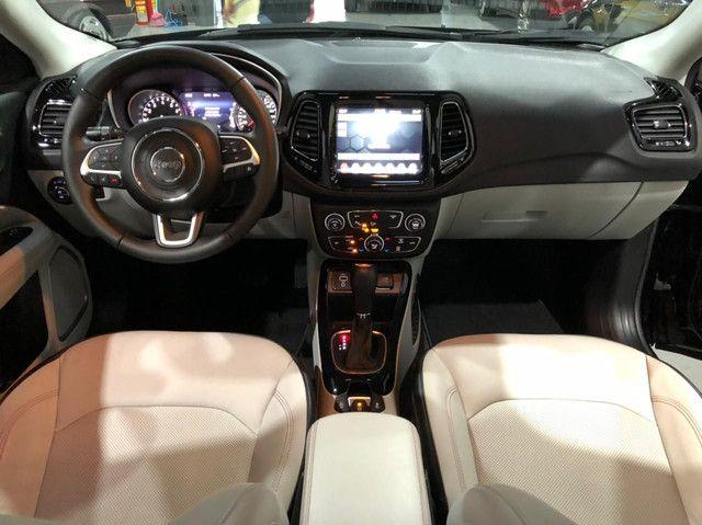 Jeep compass limited top linha nova  - Foto 7