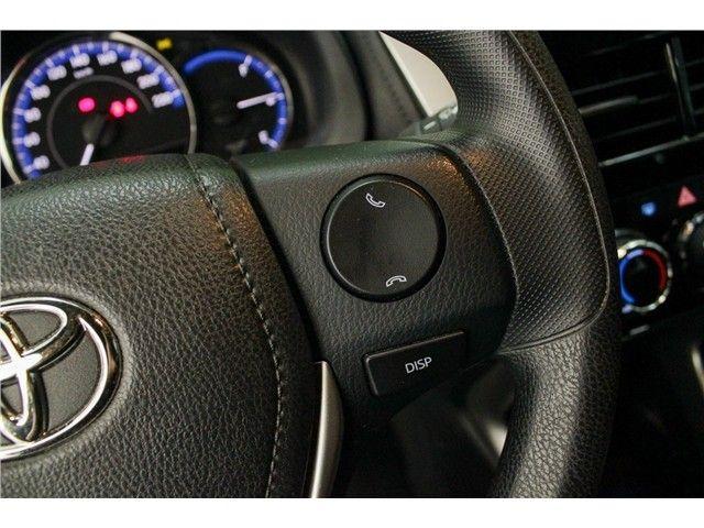 Toyota Yaris 2019 1.3 16v flex xl manual - Foto 6
