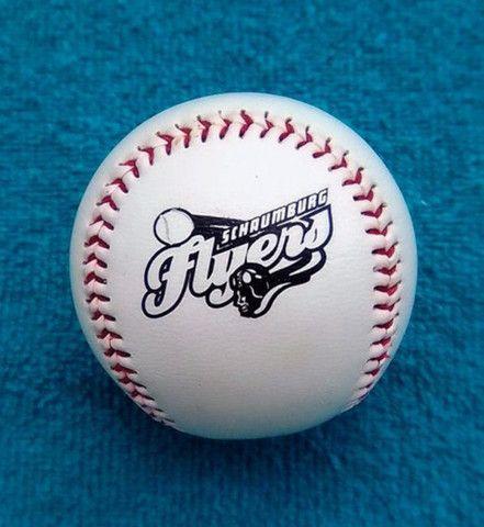 Bola de Baseball Oficial Flyers de Chicago