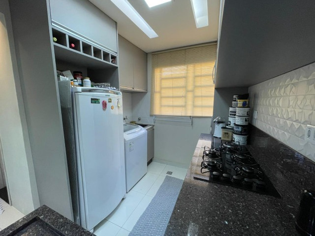 Lindo Apartamento Residencial Tulipas Todo Reformado e Mobiliado - Foto 12