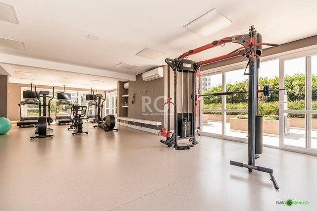 Apartamento à venda com 2 dormitórios em São sebastião, Porto alegre cod:EL56356639 - Foto 19