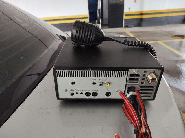 Rádio Yaesu System 600 HF SSB - Foto 4