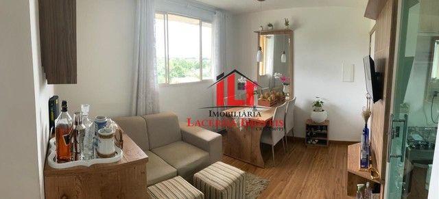 Apartamento 4°Andar No Jardim Paradiso Antúrio<br>Com 02 Quartos