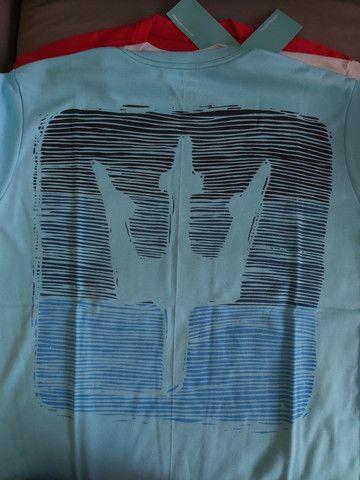 Camisas atacado  básicas Multimarcas de ótima qualidade para revenda  - Foto 4