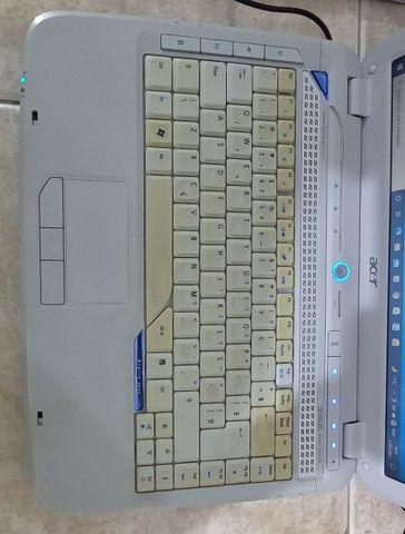 Acer Aspire 4920 com SSD - Foto 3