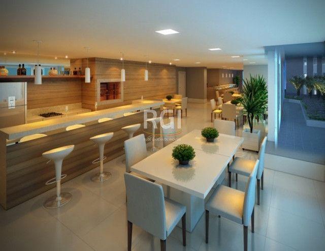 Apartamento à venda com 3 dormitórios em São sebastião, Porto alegre cod:EL50874577 - Foto 3