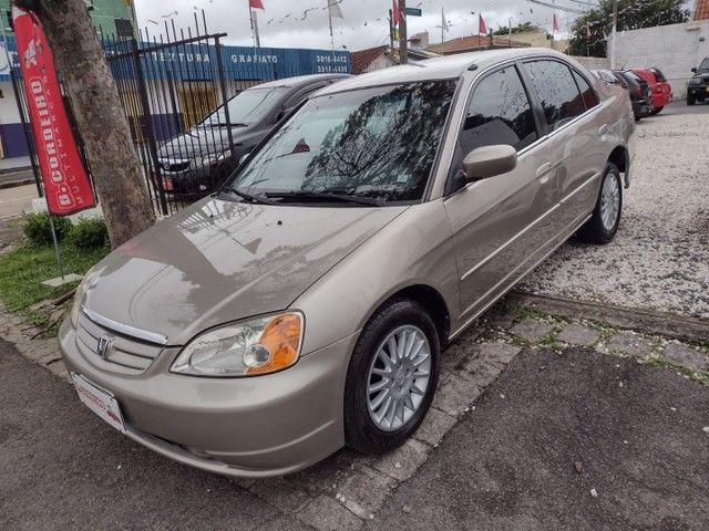 Honda Civic EX 1.7 2002 - Foto 2