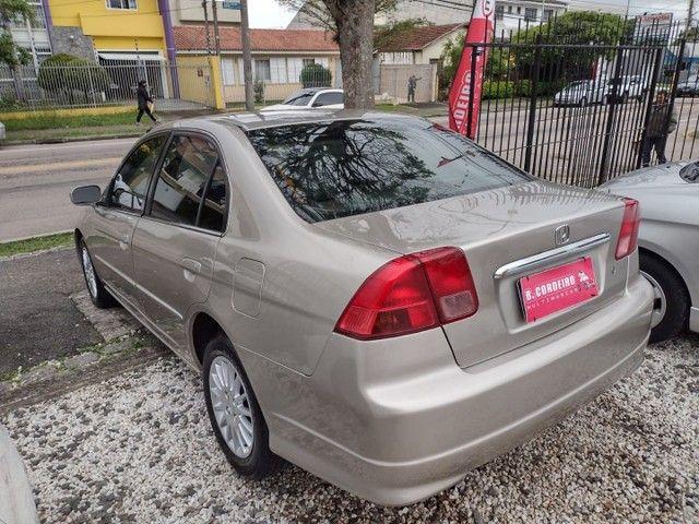 Honda Civic EX 1.7 2002 - Foto 6
