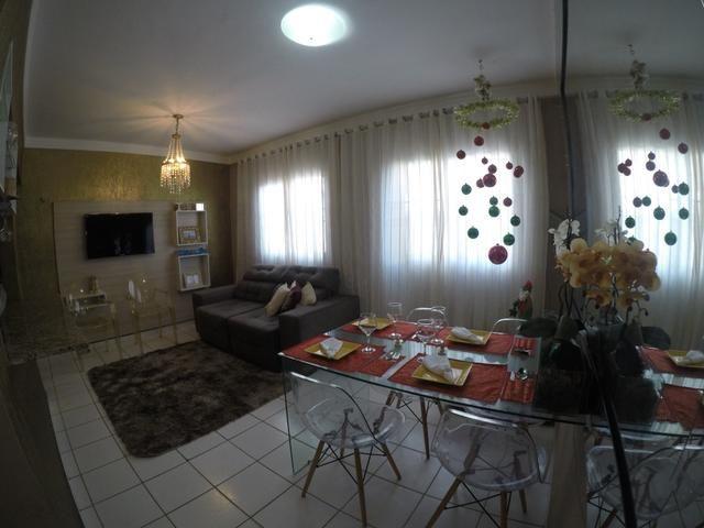 Apartamento todo com moveis planejados no Cond. Porto Milano - Nova Parnamirim