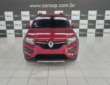 RENAULT SANDERO 2015/2015 1.6 STEPWAY 8V FLEX 4P MANUAL