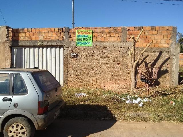 Vendo Casa no Arapoanga na Quadra 17 L, 85mil
