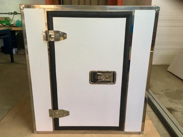 Caixa térmica para Fiorino ou outros furgões