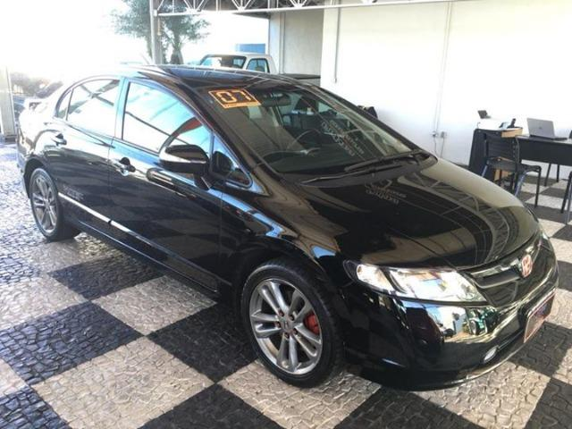 Honda Civic Si Stg4