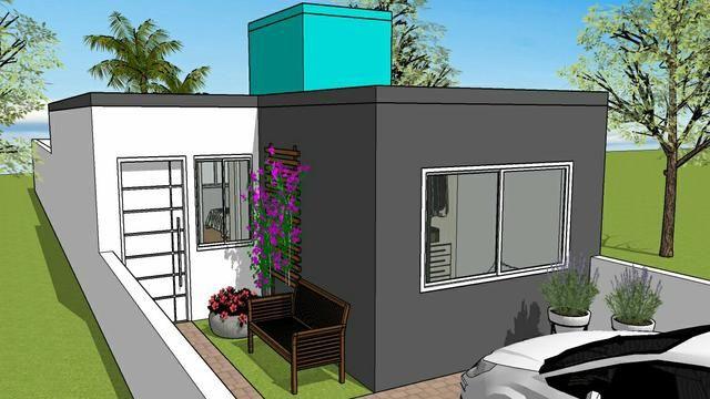 Casa nova 2 dormitórios zona nobre Laranjal