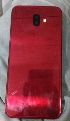 79de84a05c052 Samsung Galaxy J6 plus 32GB Vermelho - Celulares e telefonia ...