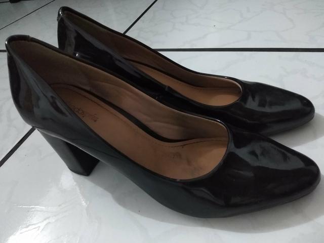 d3c273808c Sapato fechado preto sonho dos pés - Roupas e calçados - Bento ...