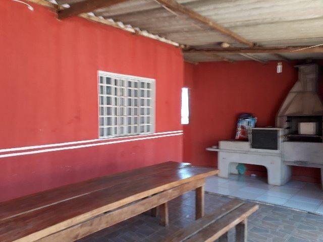 (Baixei pra vender mesmo)casa 4 qts,send 1 suit,lote 500m², cha 86 cond-fec em Árniqueiras - Foto 2