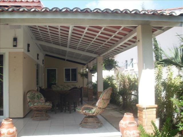 Casa com 3 dormitórios à venda, 150 m² por R$ 400.000 - Jacunda - Aquiraz/CE - Foto 4